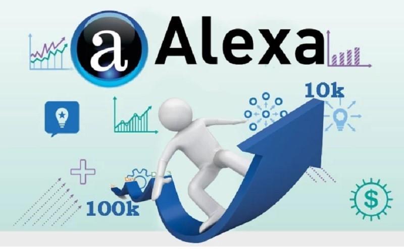 نحوه رتبه بندی الکسا را درک کنید,افزایش رتبه الکسا,الکسا چه عواملی را در رتبهبندی خود لحاظ میکند